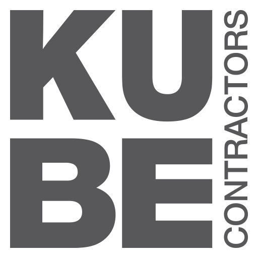 kube contractors icon logo